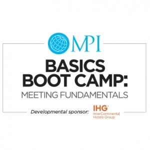 Basics Boot Camp Meeting Fundamentals - Part 2: Design & Logistics